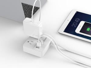 Take this $7 power strip on your next trip and power up all of your devices