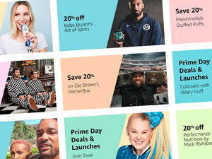 Amazon reveals new Star-Studded Deals in advance of Prime Day