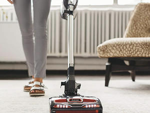 Grab the Shark Rocket vacuum on sale for $129 and clean the toughest dirt