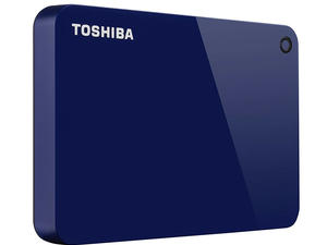 Toshiba's Canvio Advance 2TB portable drive is less than $49 for 30 minutes