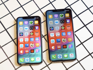 Buy an iPhone X or newer and get $750 off a second phone at Verizon
