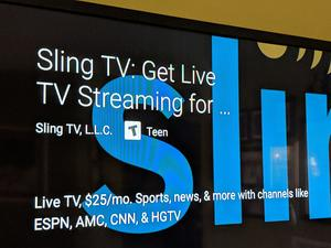 Sling TV's Sports Extra is going to cost more — for some