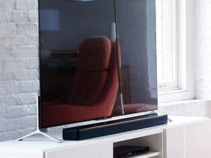 Improve your home theater with $200 off the Bose SoundTouch 300 Soundbar