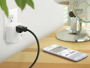 Track your energy use with a record-low price on the Eve Energy smart plug
