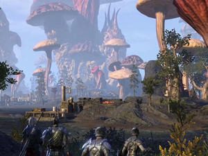 Celebrate 25 years of The Elder Scrolls with a free copy of Morrowind today