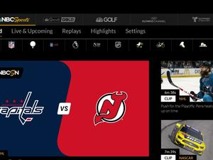 NBC Sports app comes to Android TV
