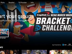 NCAA March Madness Live comes to Android TV