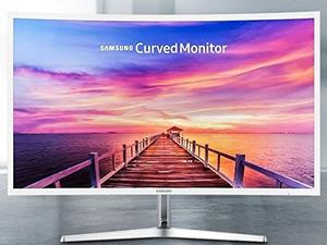 Upgrade to Samsung's 32-inch curved 1080p monitor for just $180 today only