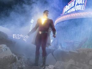 Shazam features an epic cameo—but it raises some huge questions