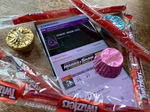 Smuggling candy into the movies doesn't have to be hard