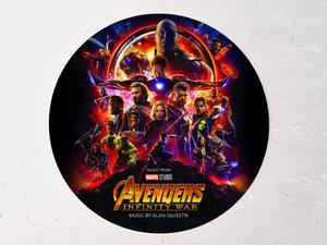 Save like the Avengers with the Infinity War Soundtrack record at 25% off