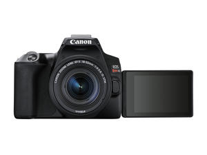 Canon EOS Rebel SL3 is a tiny DSLR that shoots 4K video