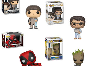 Funko POP! fans can save on a few new additions for the collection from $3 today