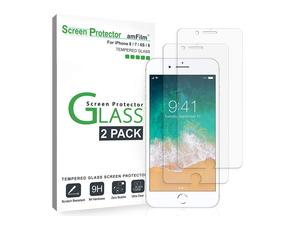 This pack of glass iPhone screen protectors is down to just $5 right now