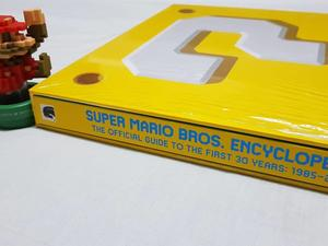 Grab the Super Mario Encyclopedia Limited Edition for a new low price