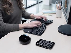 Microsoft's Sculpt ergonomic mouse and keyboard are $30 off for today only