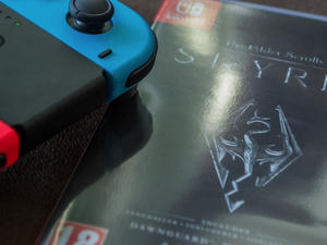 Fus Ro Don't miss this deal on Skyrim for the Nintendo Switch