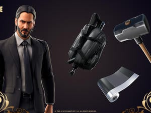 Fortnite gets limited-time John Wick event