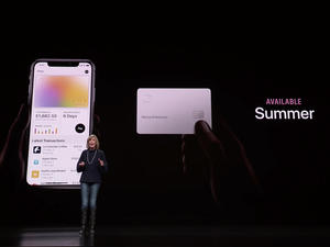 Tim Cook says the Apple Card will launch in August