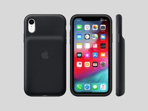Keep your iPhone XR powered up with Apple's Smart Battery Case at 20% off