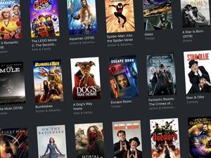 Beat movie theater pricing with the iTunes Ultimate Movie Weekend sale