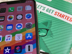 Get a new unlocked iPhone from Mint Mobile with 0% interest financing