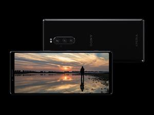Sony Xperia 1 with 4K OLED display gets a release date