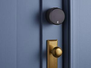 Quit fumbling with keys and snag the August Smart Lock Pro at $60 off today