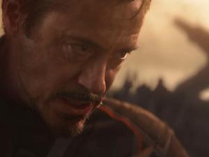 The most emotional scene in Avengers: Endgame was improvised