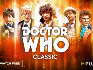 Watch classic Doctor Who episodes for free on Pluto TV
