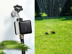 Use Siri to voice control sprinklers with the Eve Aqua on sale for $75