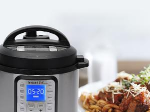 Get Black Friday pricing on this 3-quart Instant Pot DUO Plus today only