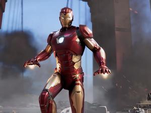 Here's our first amazing look at Marvel's Avengers