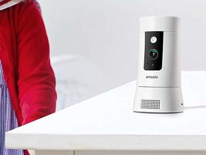 Zmodo's Pivot Cloud all-in-one security system is on sale for $70