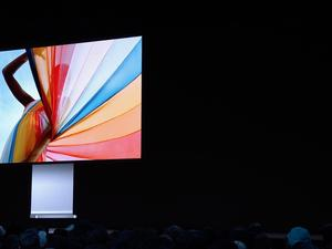 Apple's new 6K 32-inch Pro Display XDR is absolutely insane