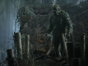 DC Universe's Swamp Thing has already been canceled after just one season