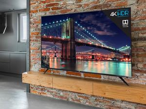 Binge-watch with TCL's latest 55-inch 4K UHD Roku Smart TV on sale for $500