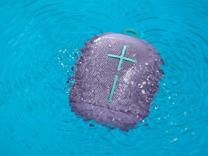 The WONDERBOOM portable Bluetooth speaker is pool-ready and down to $50