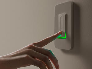 Set the perfect mood lighting with Wemo's Dimmer Switch on sale for $38