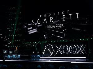 'Project Scarlett' is Microsoft's powerhouse next-gen console, coming 2020