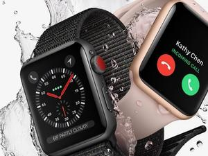 Treat your wrist to an Apple Watch Series 3 with prices as low as $199