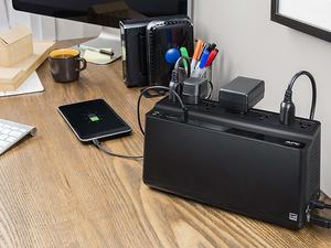 Protect your gear with up to 43% off APC UPS battery backups. today only
