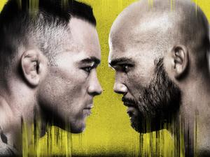 Watch Covington-Lawler on UFC Fight Night online on Aug 3 if you've cut the cord