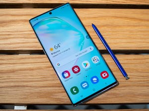 Doodle yourself silly with the Galaxy Note 10's new S-Pen features