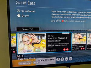Watch Alton Brown's iconic 'Good Eats: The Return' if you've cut the cord