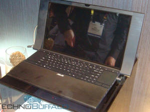 Live from CES: ASUS NX90Jq