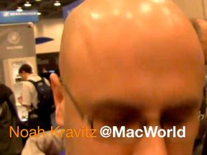 The Best Thing at MacWorld, Part 1 (Video)