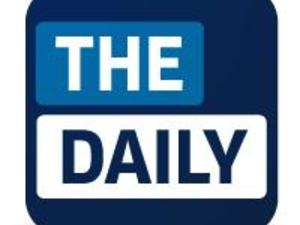 Launch of The Daily Reportedly Delayed