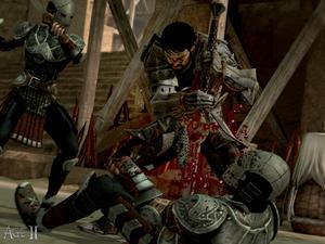 Dragon Age 2 Demo Available, Comes with Challenge