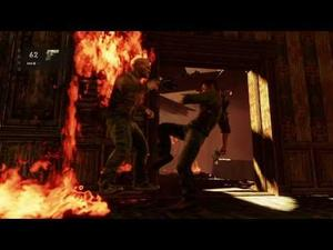 Naughty Dog Programming Oxygen To Burn Fire In Uncharted 3